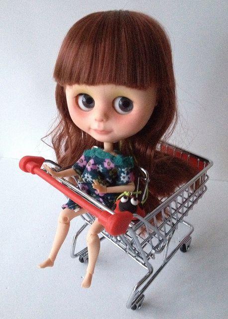 Custom Blyh doll   Flickr - Photo Sharing!
