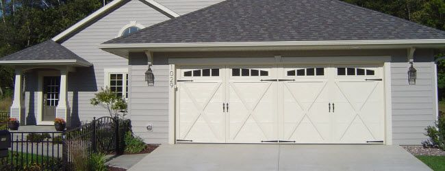 1000  images about insulated carriage style garage doors on pinterest