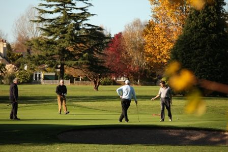 Year round play at Exeter Golf and Country Club  Join now: 01392 874139 / http://exetergcc.co.uk/golf/exeter-golf-course