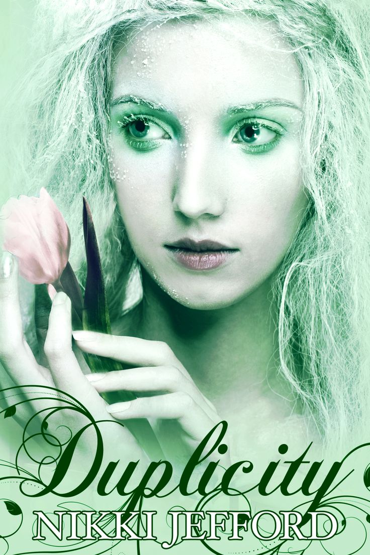 Duplicity (Spellbound Trilogy #2) Cover Design by Najla Qamber Designs
