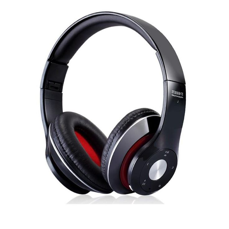 Foldable Wireless Headphones Headband Fone De Ouvido Bluetooth Headset with Mic Support TF Card for iPhone 6 6S 7 Samsung Xiaomi