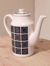 Vintage Midwinter 'Madeira' retro coffee pot