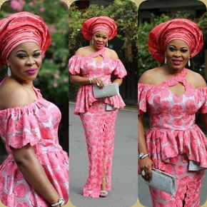 Best Nigerian Dress Ideas On Pinterest Nigerian Dress Styles