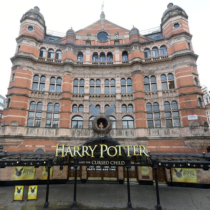 'Harry Potter and the Cursed Child' theatre reveals gorgeous statue of Albus Severus.