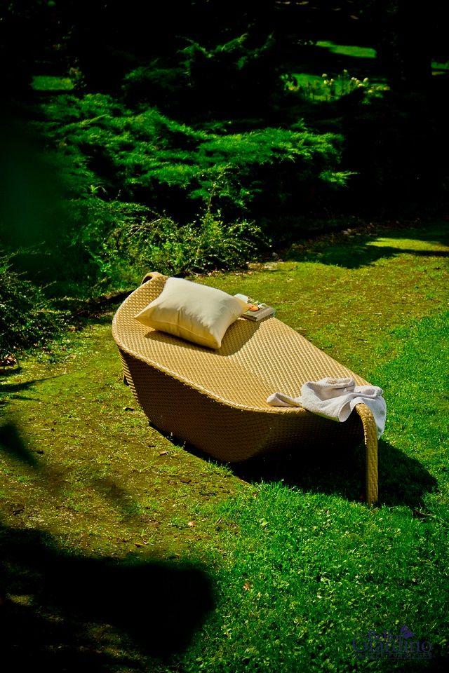 Łóżko ogrodowe Bello Giardino ANGELO