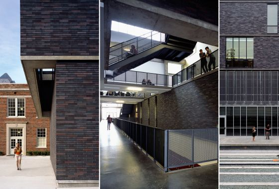 Artistic University Of Michigan Museum Art Allied Works Architecture - Google Search