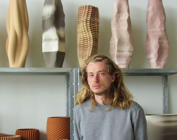van Herpt's Incredible #Ceramic #3DPrinter — via @fabbaloo #3DPrinting