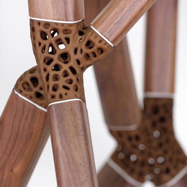 Danish Home Design Ideas: Shiran Magriso & Amit Zoran. Wood