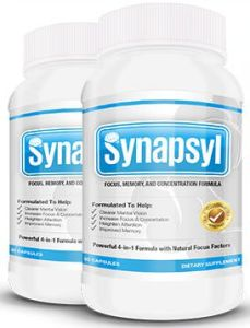 http://www.fitnesscafe360.com/synapsyl/ Synapsyl can be a brain health maximizing dietary supplement which comes available as just about all veg capsules. This assists within present of all of the crucial nutrients on the brain cellular material so that they can possibly be prevented in the usage in addition to mature healthy. That dietary supplement also works since the building block with regard to nutritious neurotransmitters.