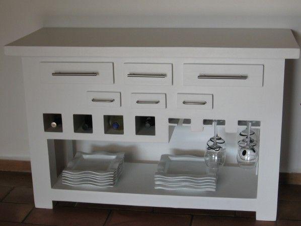 8 best Meuble Cuisine images on Pinterest Bathroom, Furniture and - comment accrocher un meuble de cuisine au mur