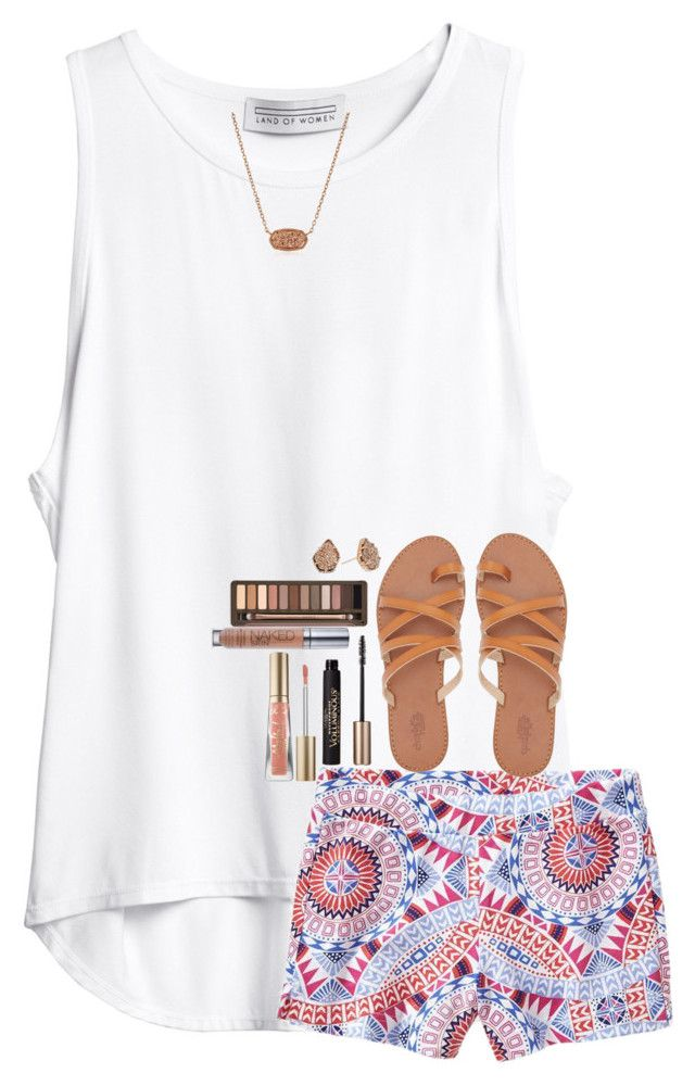 """""""12 days until I go to Texas!"""" by kyliegrace ❤ liked on Polyvore featuring beauty, Old Navy, Urban Decay, Too Faced Cosmetics, L'Oréal Paris, Charlotte Russe and Kendra Scott"""