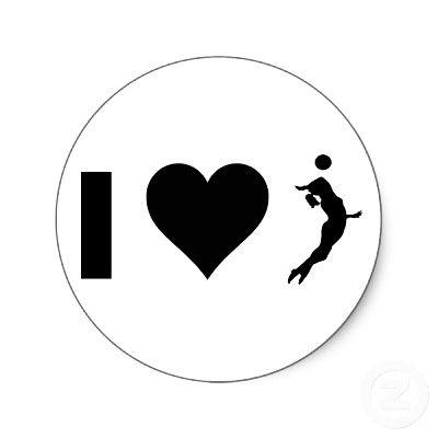 Amo el voleibol (femenino) etiquetas   por TheArtOfPamela