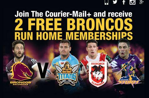 Brisbane Broncos NRL