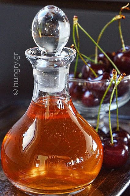 Kitchen Stories: Kernels Cherry Liqueur