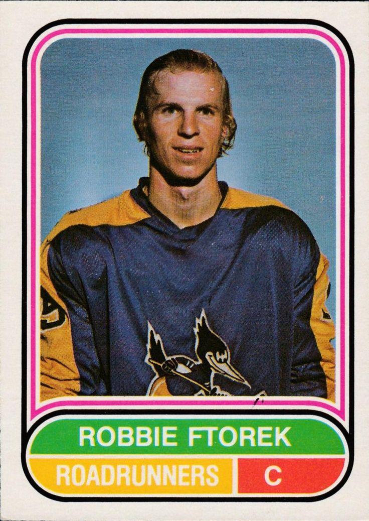 robbie ftorek phoenix roadrunners 1975-76 opc rc