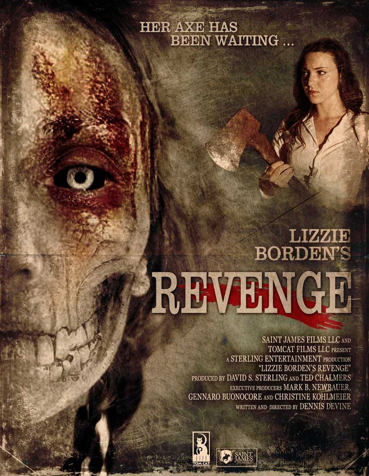 Watch Online Lizzie Borden's Revenge (2012) Full Movie