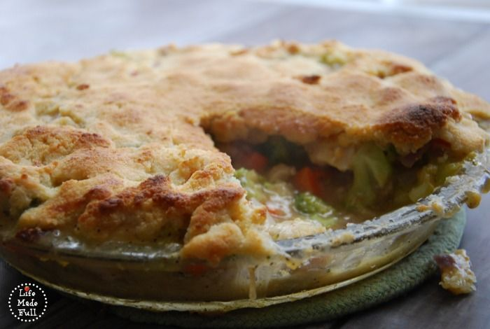 You won't miss this comfort food anymore! My Paleo Chicken Pot Pie will knock your socks off!