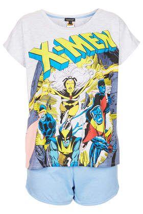X-Men Pyjama Set #topshop #xmen #pyjamas