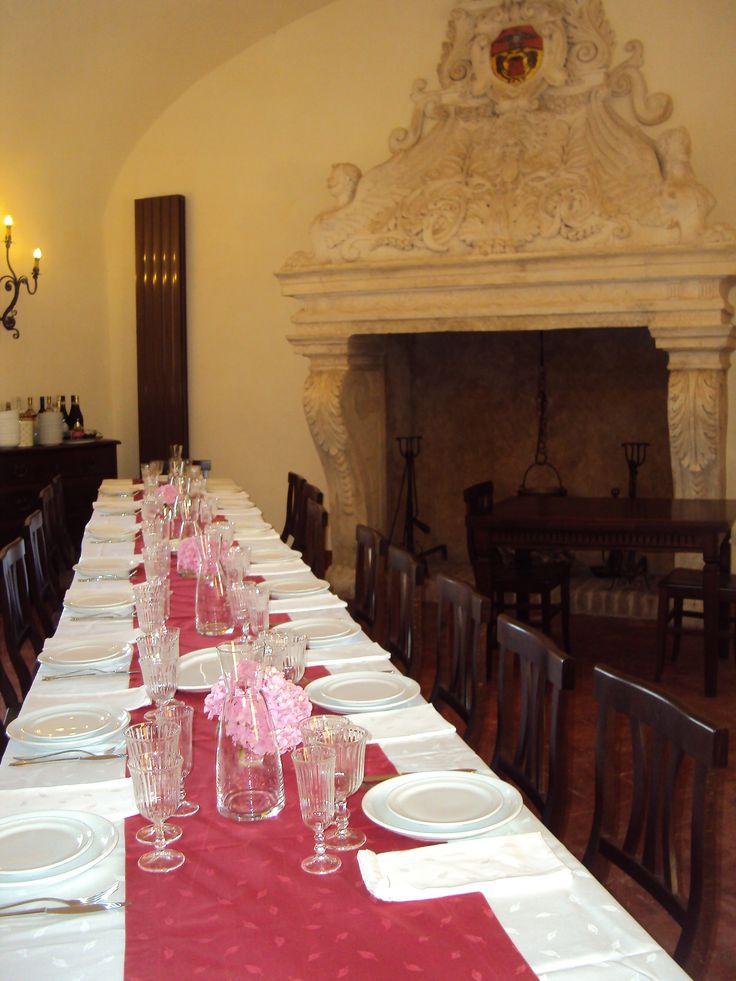 Eta radiator - Castello di Marranzana Asti Italy