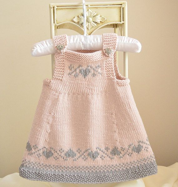 Luv U Forever Pinafore Dress P090
