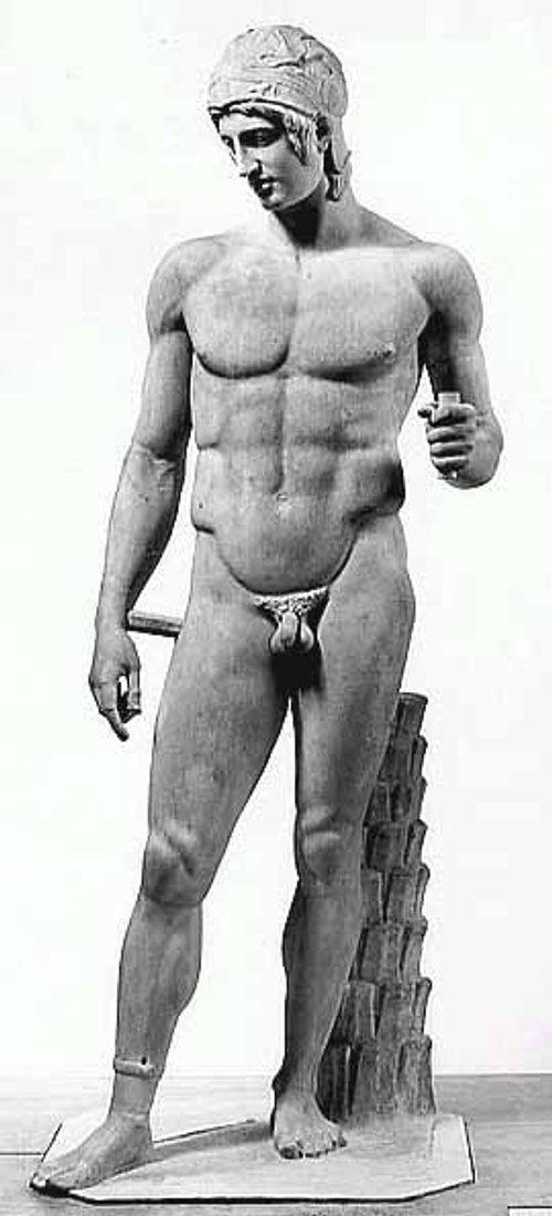Histoire des Arts en Khâgne » Blog Archive » La sculpture grecque antique