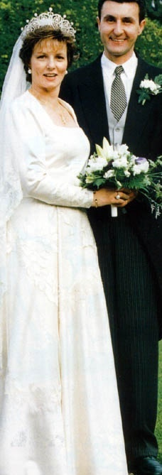 Wedding of Crown Princess Margareta of Romania to Radu Duda, September 21, 1996