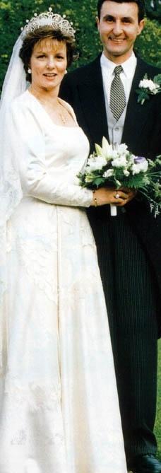 Knowing the Royals: Wedding of Crown Princess Margareta of Romania to Radu Duda, September 21, 1996