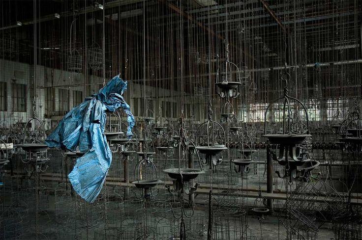 Exploración urbana: Lugares abandonados