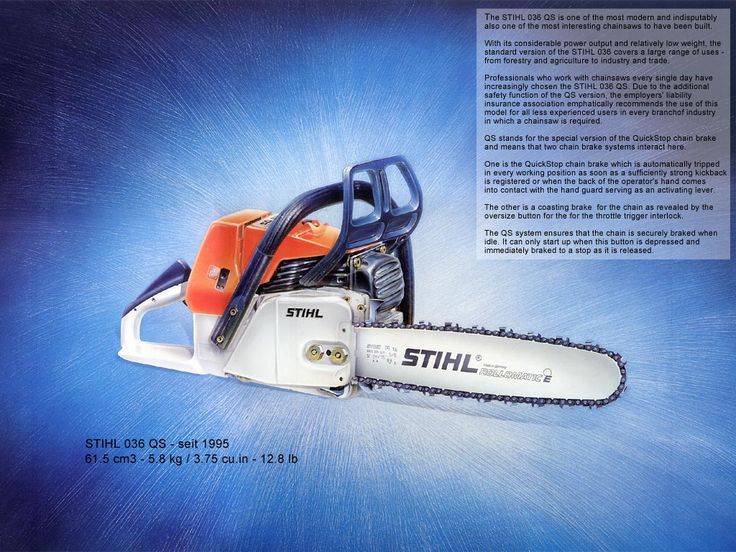 The 17 best stihl vintage images on pinterest tools and equipment stihl 036 chain saw circa 1995 keyboard keysfo Image collections