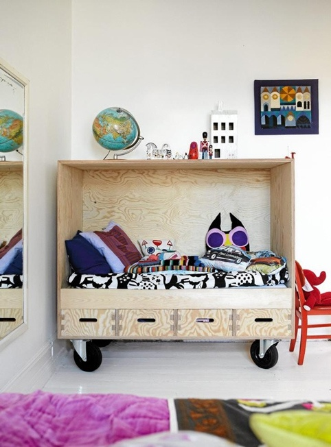 Diy kids room ideas cupboard beds for kids diy for Ideas for rearranging your bedroom