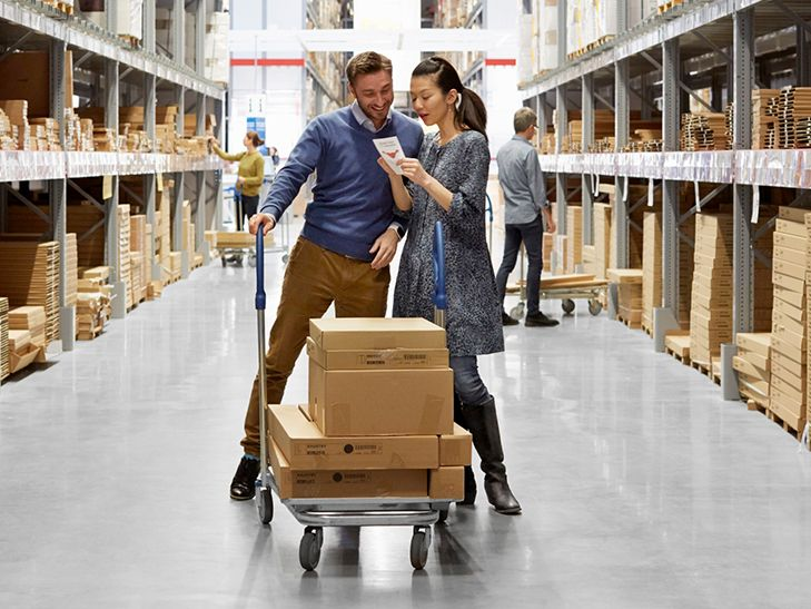 IKEA Just Launched Registry! Start Your List With These 10 Items | TheKnot.com