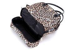 Designer Lunch Bag - Leopard