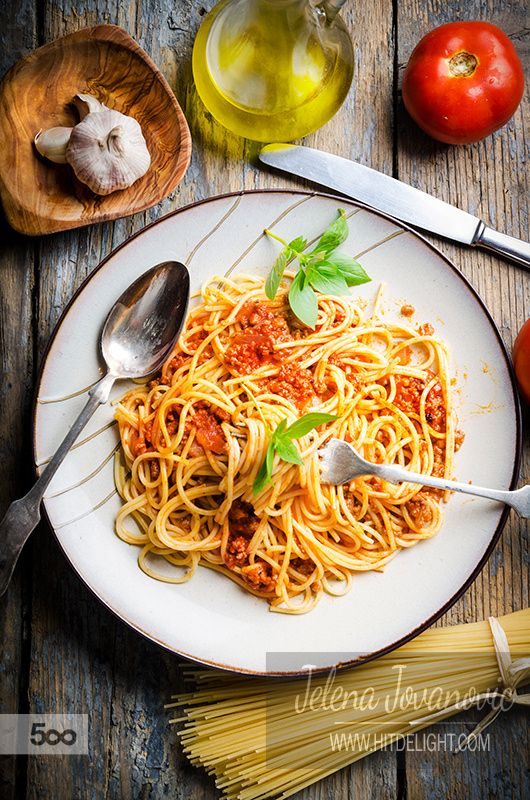 Spaghetti by jelena jovanovic