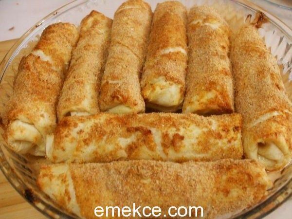 Buzlukta Tutulabilecek Börek Tarifleri | Emekce.com