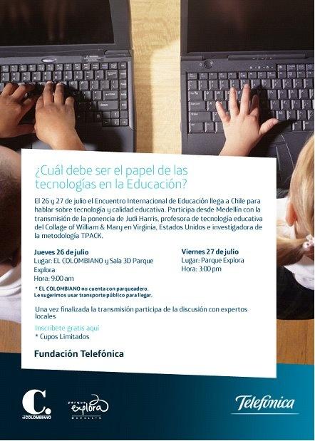Tecnología y calidad educativa