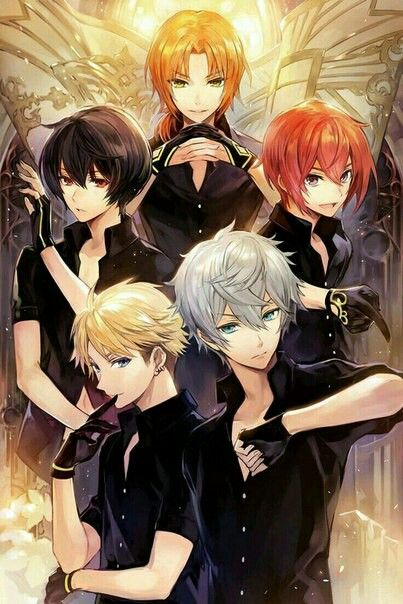 Can someone tell me what anime is this ? plss
