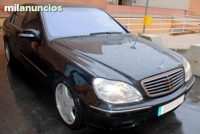 MIL ANUNCIOS.COM - Mercedes-Benz Clase S . Mercedes benz clase s de segunda mano . Compra-venta de mercedes benz clase s de ocasión .
