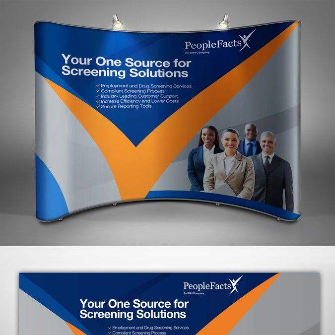 Employment Screening Booth Design by axis Designz