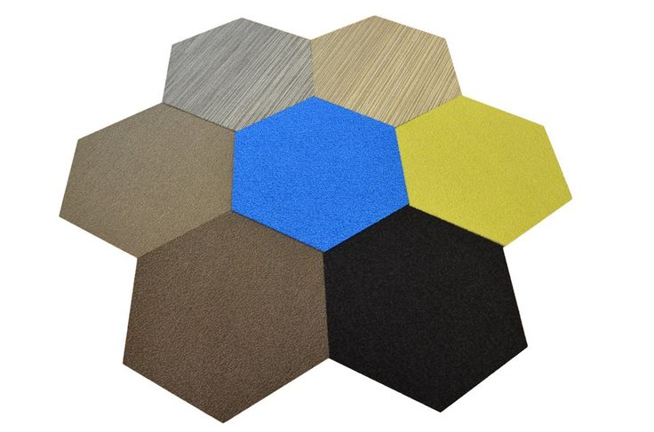 Dean Flooring Company Affordable Hexagon Shaped Commercial Carpet