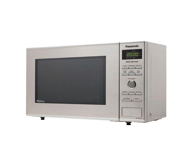 Explore the Panasonic NN-SD382S - Countertop