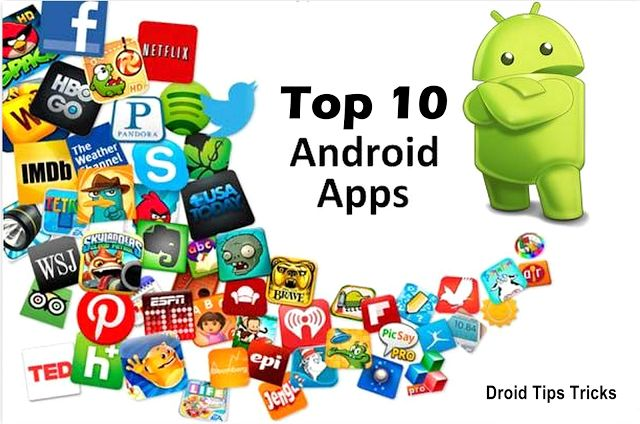 These are the top 10 best free android apps there are many free apps but these are the best top 10 apps which work on android smartphones for free