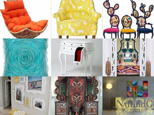 Pinterest Inspiration: Brighten up your Home | Nat & G Inspirations