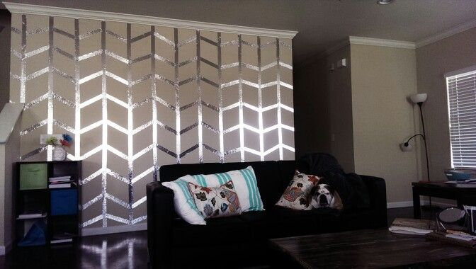 25 Best Ideas about Tape Wall Art on Pinterest Tape art