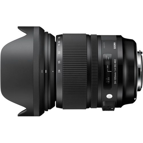 Sigma 24-105mm F/4