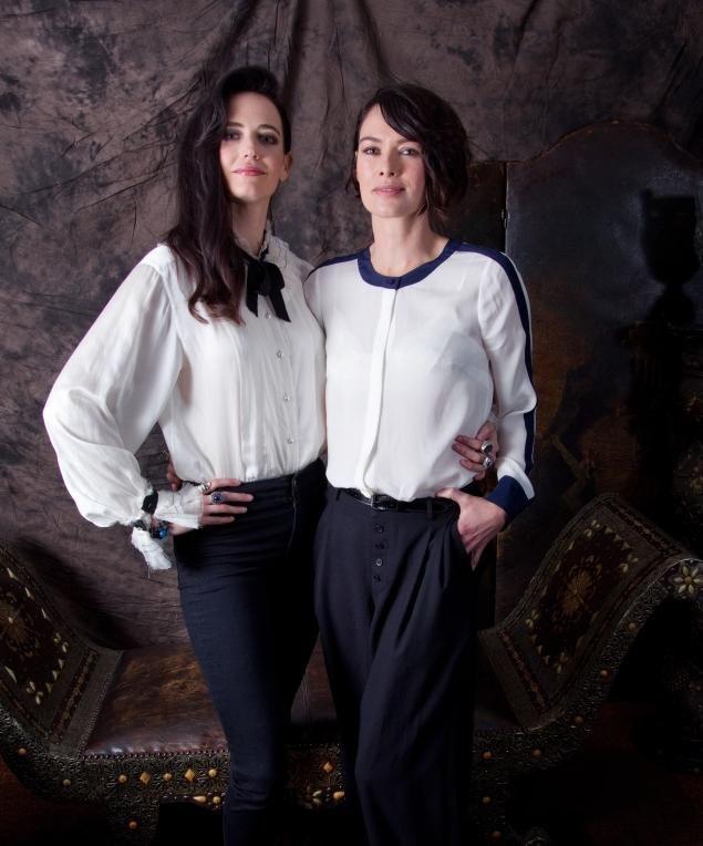 Eva Green & Lena Headey