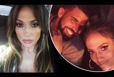 Jennifer Lopez, 47, looks stunning in low-cut top