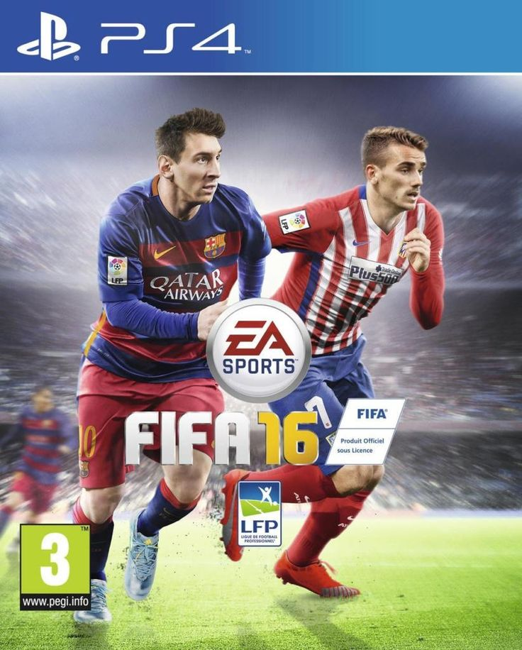 FIFA 16 - PS4 - Acheter vendre sur Référence Gaming