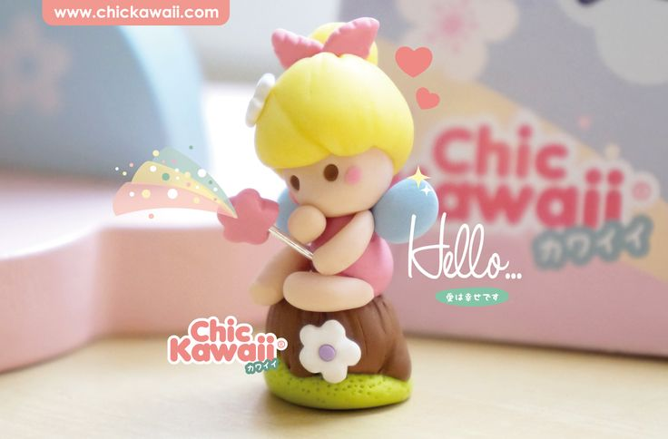 polymer clay fimo sculpey doll