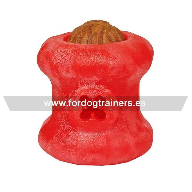 ¡Divertidos y resistentes #juguetes interactivos rellenables con #alimento y #golosinas para #perros grandes! Disponemos de juguetes #Starmark, #pelotas limpiadoras de dientes, dispensadoras de alimento y #juguetes comederos para perros glotones, ansiosos o aburridos. Siga el enlace http://mi-pastor-aleman.es/index.php/resultados-de-la-busqueda/juguetes/starmark