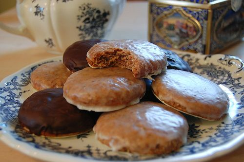 Lebkuchen | Traditional German Spice Cookie. There's no Christmas without them.